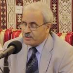 """لقاء مفتوح عن """"الدراسات اللسانيّة والمعجمية"""" مع أ.د. إبراهيم بن مراد"""